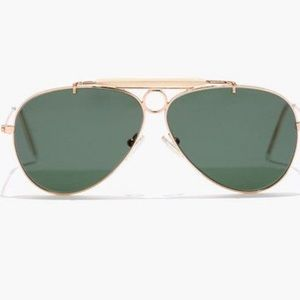 Selima Optique x J Crew Kids Aviator Sunglasses
